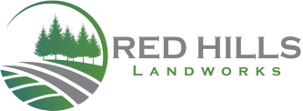 Red Hills Landworks Logo Wide