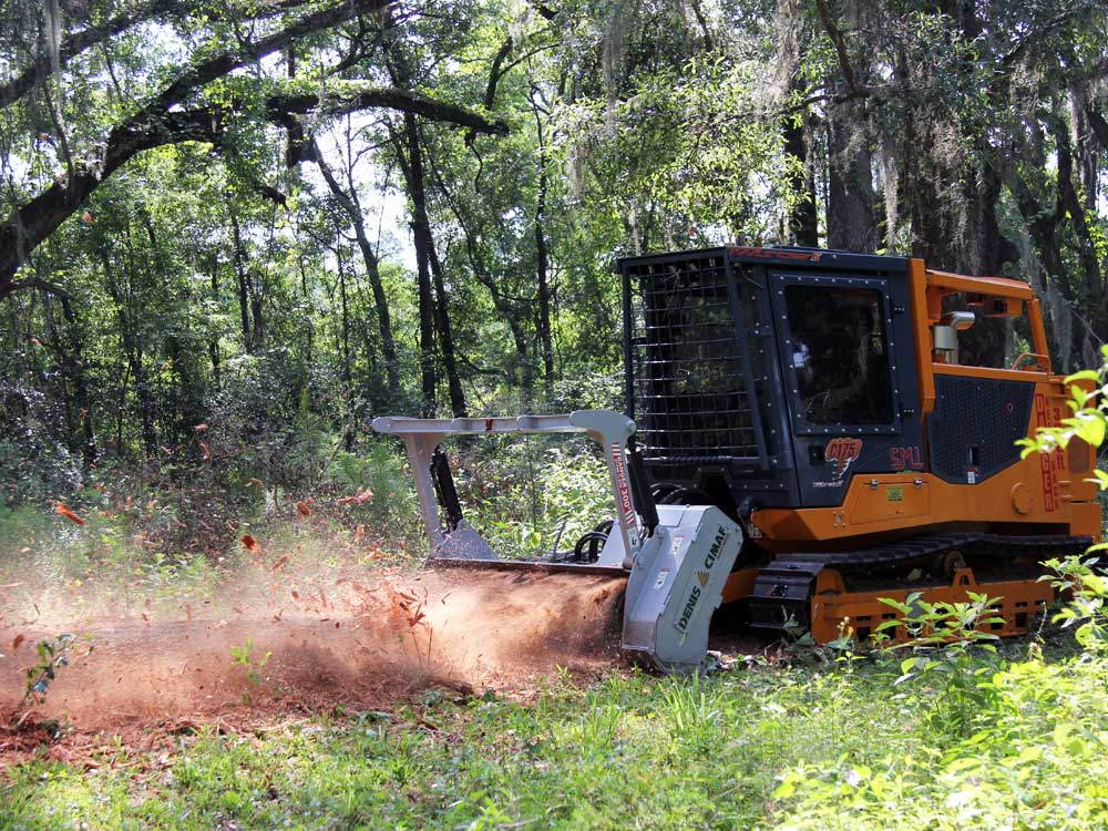 Tallahassee-Forestry-Mulching-Services